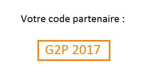 G2P Promo réseau